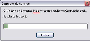 Parando o serviço de impressão no Windows (4)