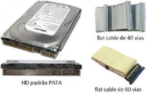 HD PATA e SATA