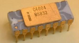 Processador Intel 4004