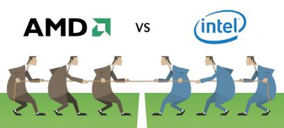 Processadores Intel ou Amd
