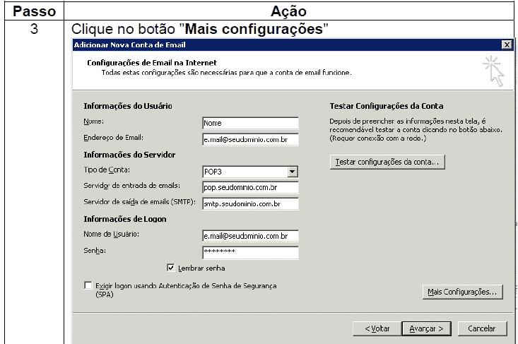 passo 3 2007