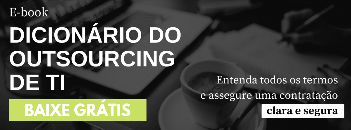 Ebook Dicionário do Outsourcing de TI