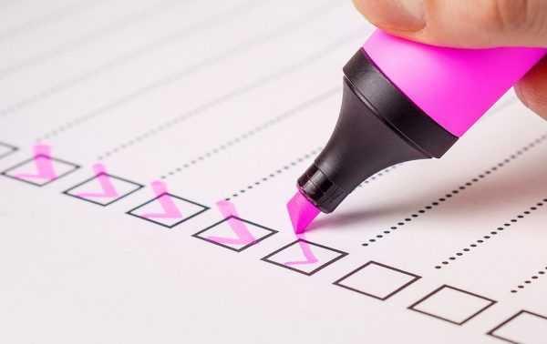 checklist terceirizada de ti