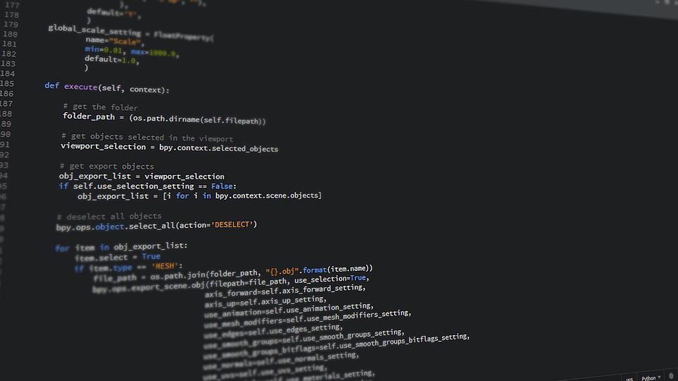 aprender programação python
